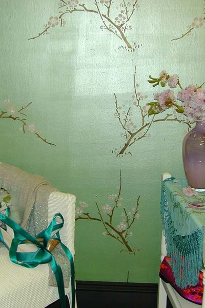 Ja cherry on jade blossom