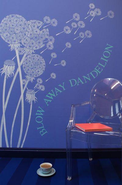 LTL Large Dandelion Stencil 1
