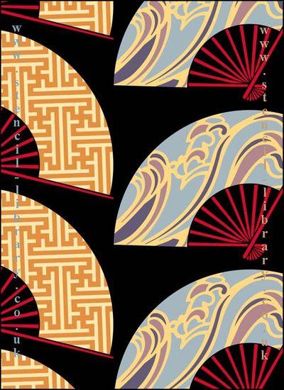 VN Fans stencil 2