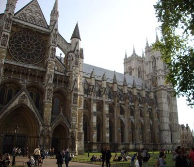 Westminster abbey26