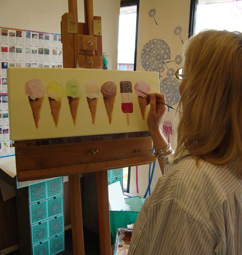 Wendy parkin painting 98