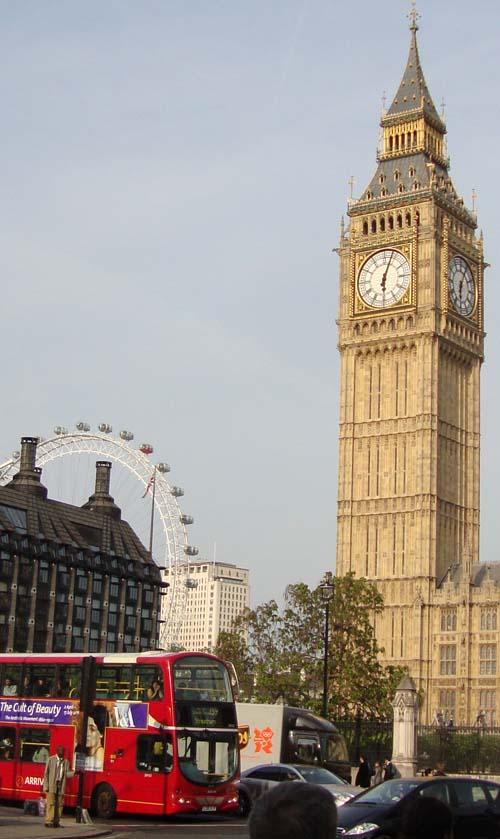 London landmarks em28