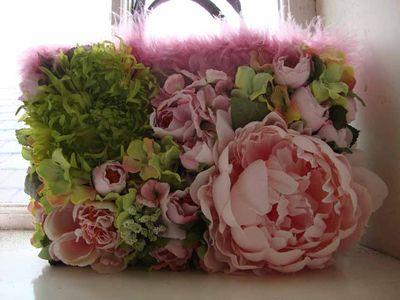 Millie floral bag 82
