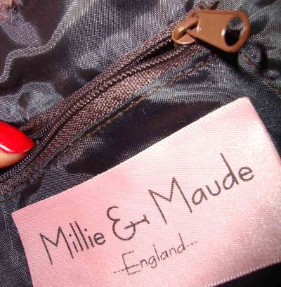 Millie and maude label 76