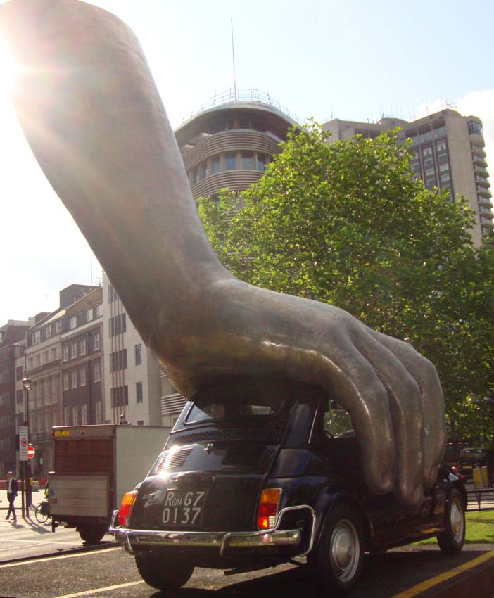Fiat sculture park lane 17