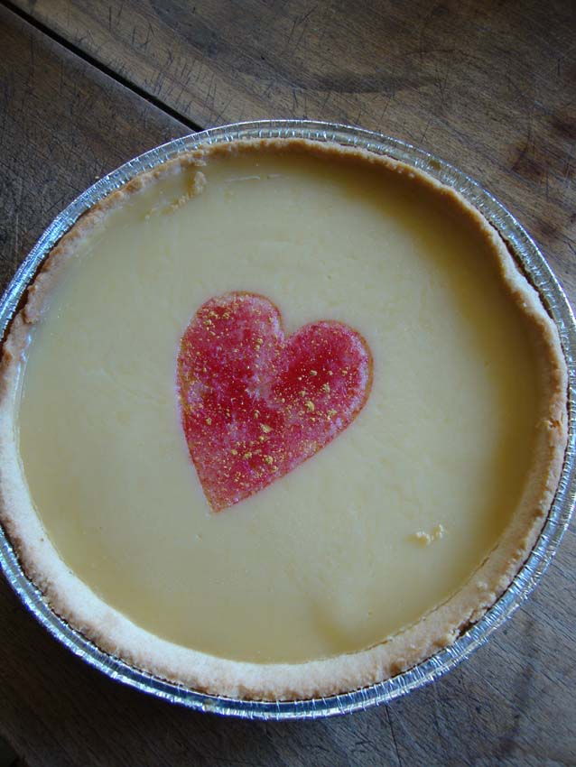 Tart with a heart 65