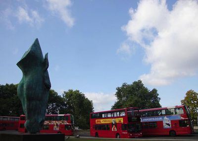 Marble arch horse 30