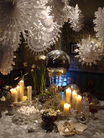 Christmas table stocksfield 75