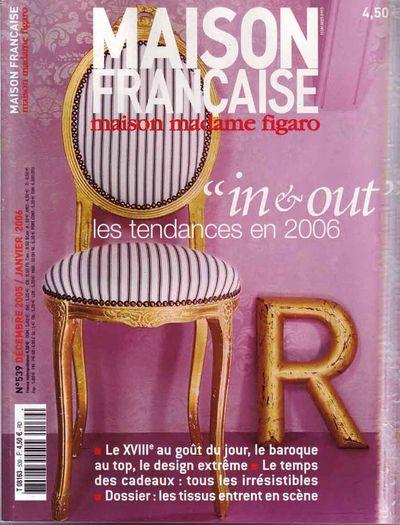 Maison francaise dec05