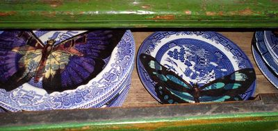 Butterfly plates 949