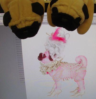 Luisaviaroma unicef pug