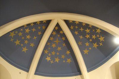 St paul's ceiling. 09