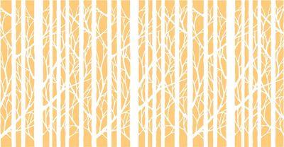 Trees Stencil library tone