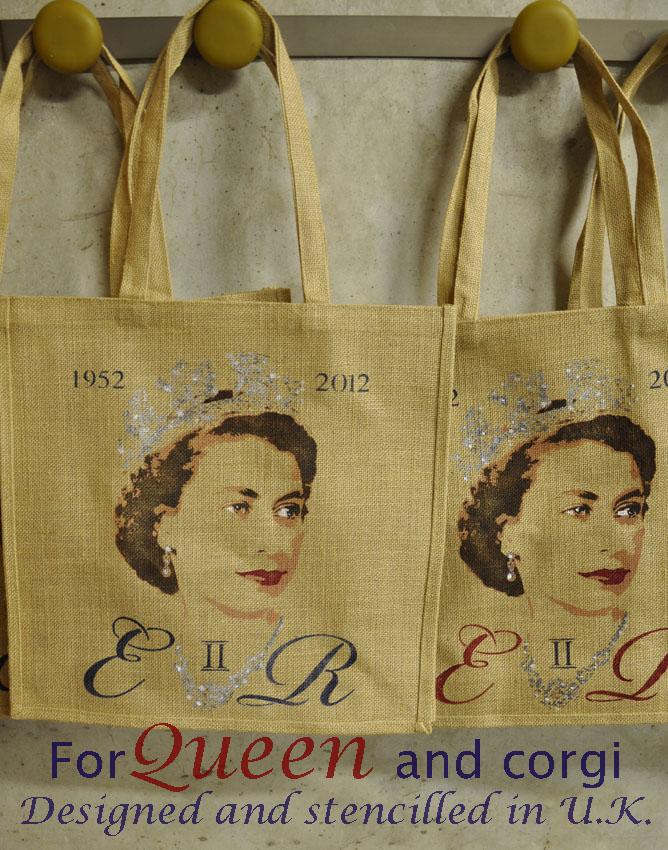 Jubilee queen jute bags 19