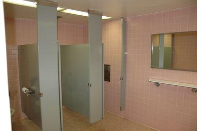 Womens Bathroom Before Gunderson