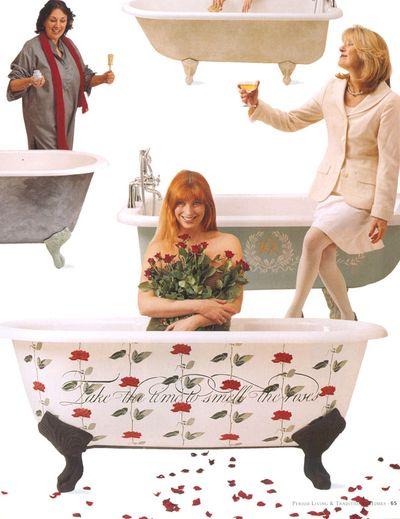 PL bath helen annie maggie
