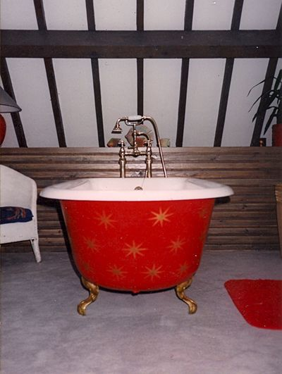CS 8 pt star bath