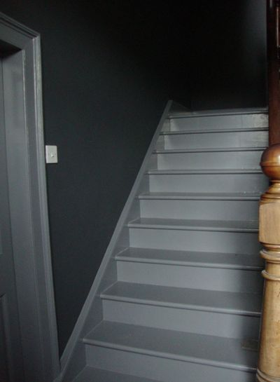 Grey staircase47