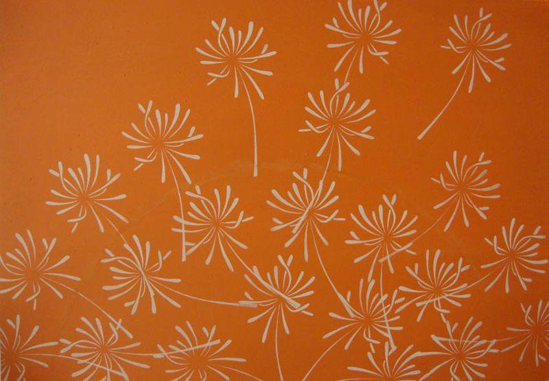 Stencilwerks stencil it seeds 848