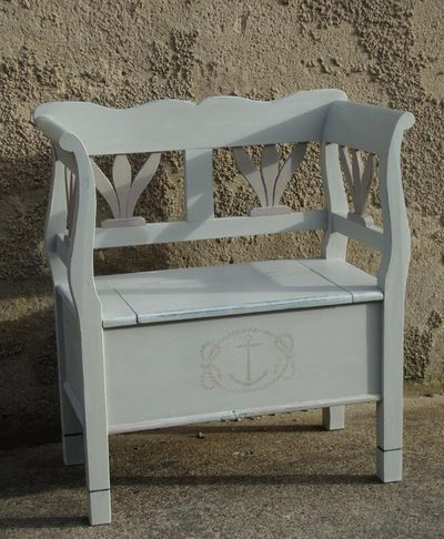 Craster anchor bench 55