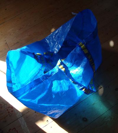 Ikea bag 33