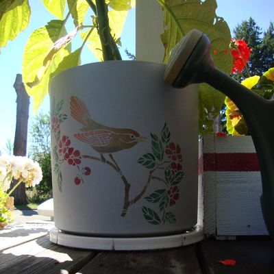 Edith's planter 895