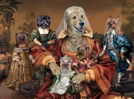 O Family Portrait zebo