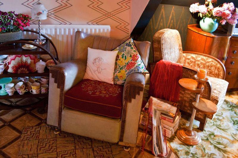 2 rachels deco lounge SE672