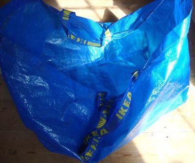 Ikea bag 35