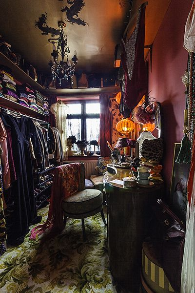 Witchy Living Room