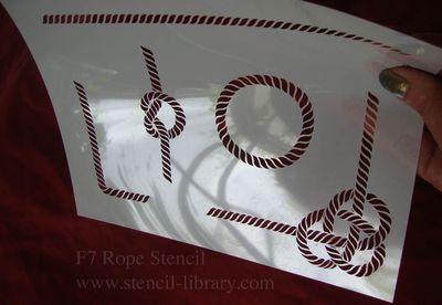 F7 rope stencil pack txt em