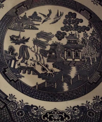 Willow pattern 979