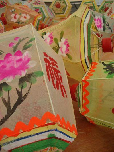 Chinese lanterns 954