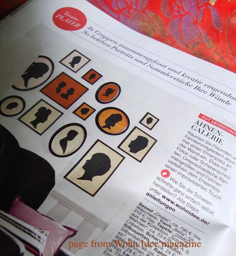 Sihouettes wohn idee 69