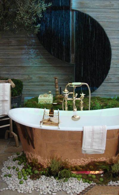 Copper tub kit kemp dcrex21