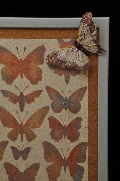 Butterfly pin board83