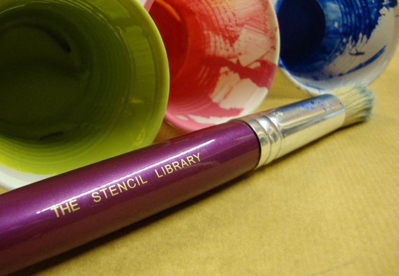 Stencil library courses 674