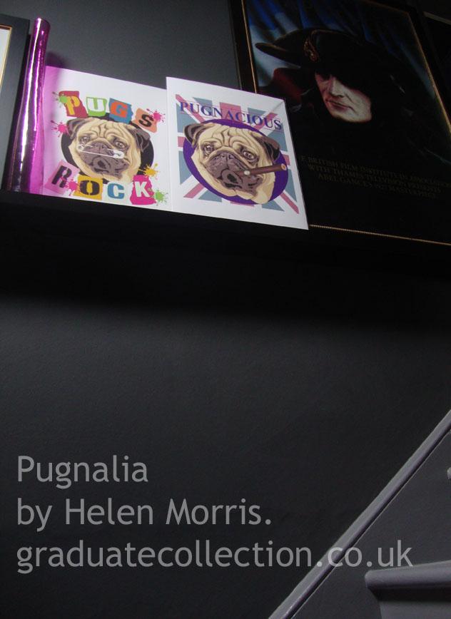 Pugnalia helen morris print 98