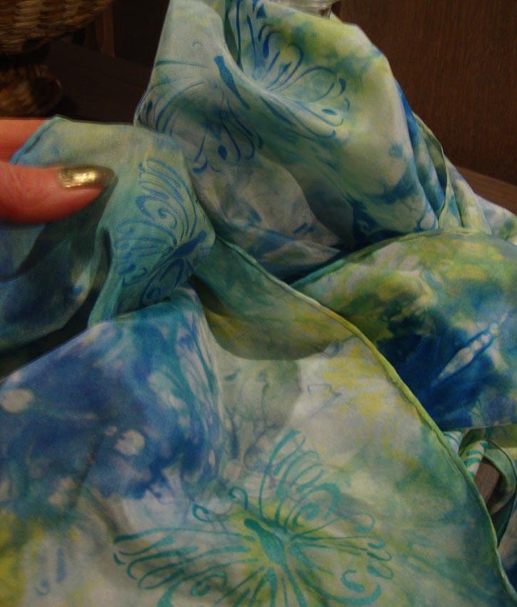 Betty SIB butterfly scarf 44
