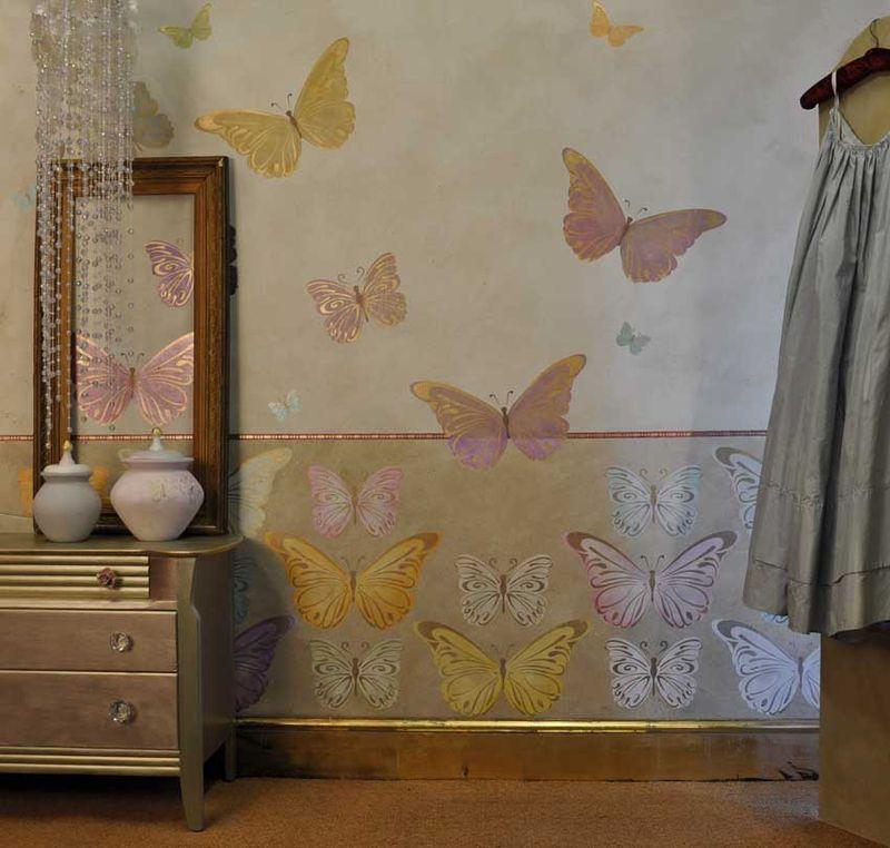Border and butterflies4