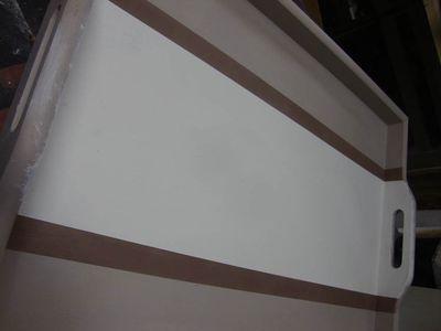 Masking tape stripe 227