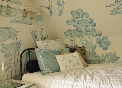 Willow pattern pillow169