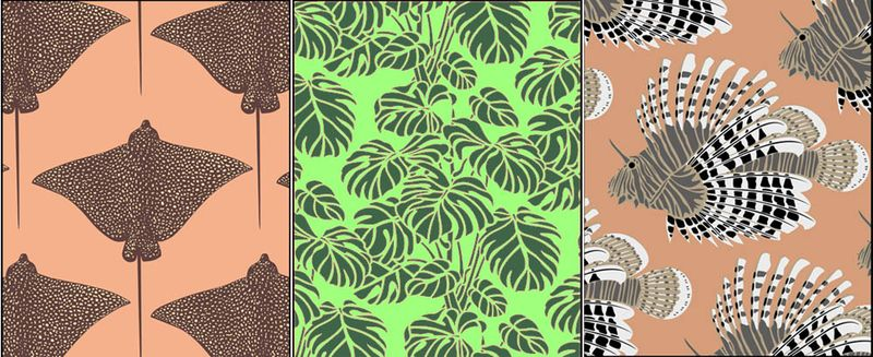 Tropical stencils