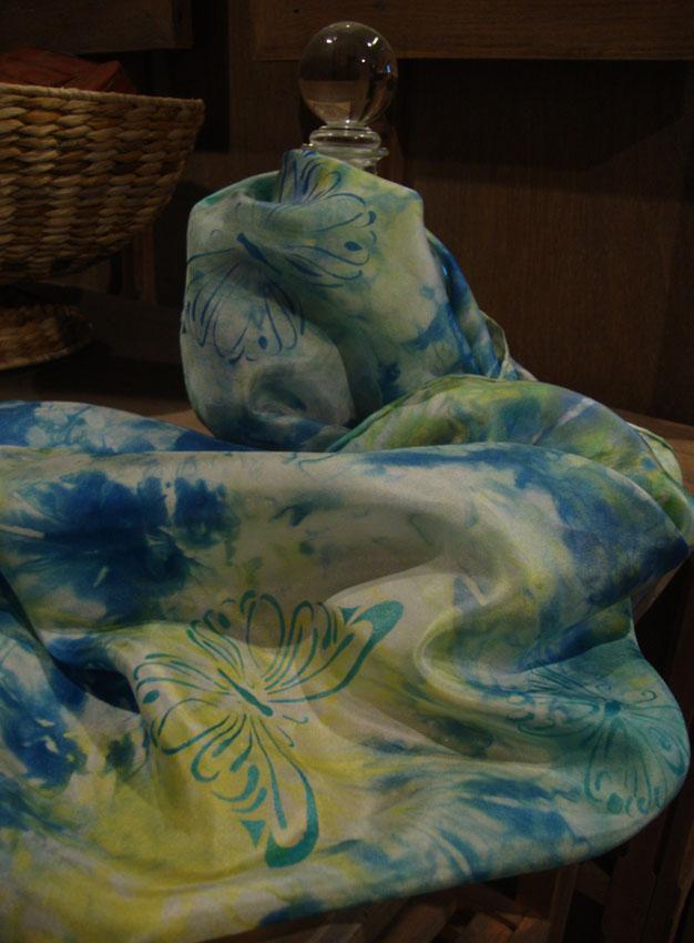 Betty butterfly scarve 947