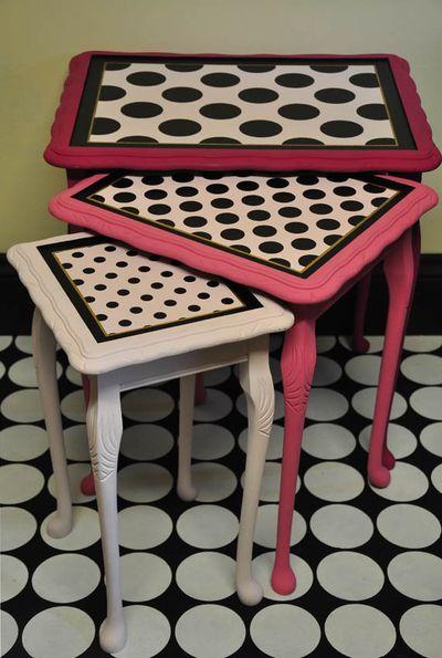 Spot stencil tables38