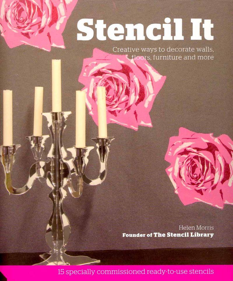 Stencil It UK Cover