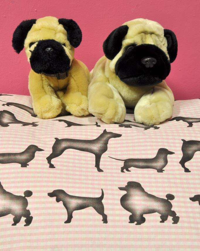 4 stencil of dog cushion2