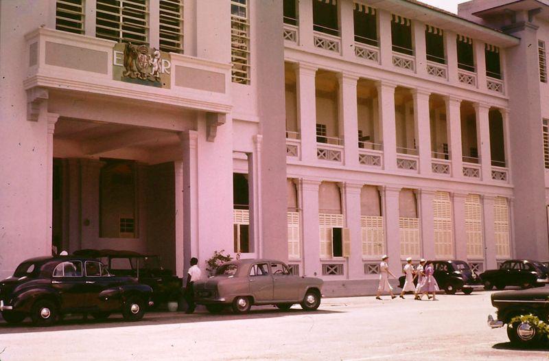 BMH Singapore circa 1960