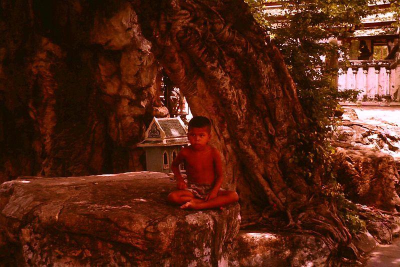 2 Thai boy circa 1960