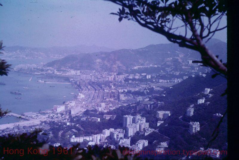 Hong kong 1961 26